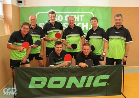 Aktive Tischtennisabteilung
