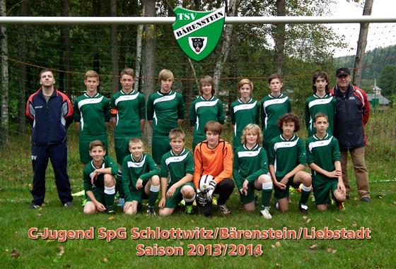Fußball C-Jugend 2013/2014
