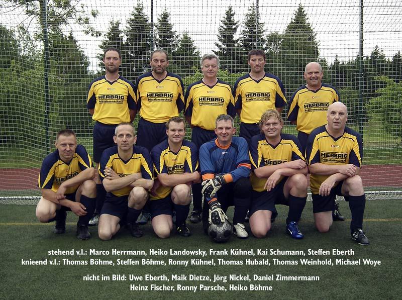 Fußball Alte Herren 2015